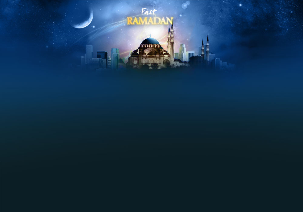 Fast Ramadan - The Muslims Holy Month of Fasting